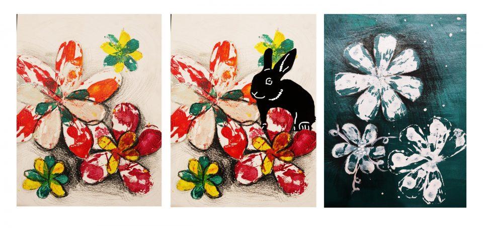 Lupene kvetov - popis